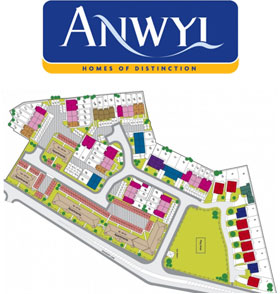 Anwyl - Boundary Lane plans