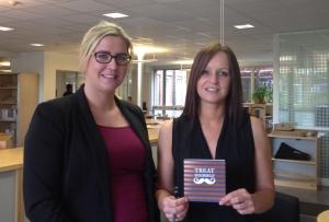 June Employee Prize Draw Winner