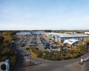 Longwater Retail Park, Norwich