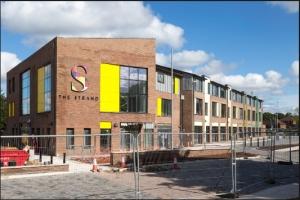 The Strand, Kirkholt
