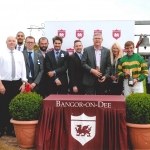 UCML Celebrate at Bangor-On-Dee Races