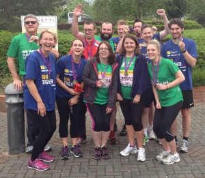 UCML Team Complete Manchester 10k