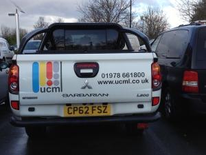 UCML Truck